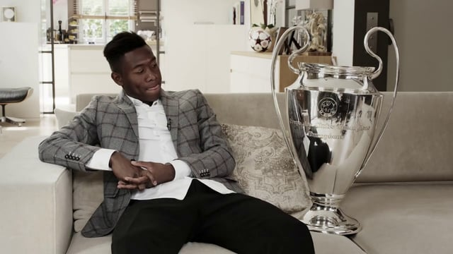 Unicredit - Close to Greatness with David Alaba